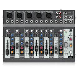 1002B 10 Kanallı Ses Mikseri - Thumbnail
