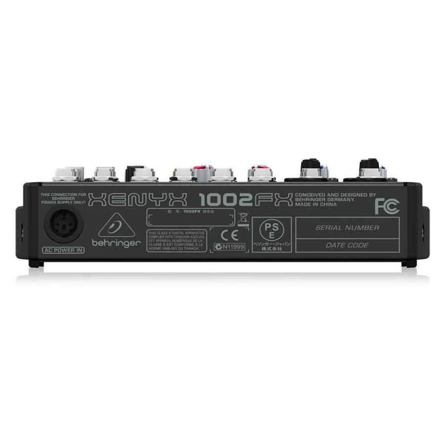 1002fx 10 Kanallı Ses Mikseri