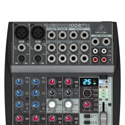 Xenyx 1002FX 10 Kanallı Efektli Ses Mikseri - Thumbnail