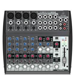 1202 12 Kanallı Ses Mikseri - Thumbnail