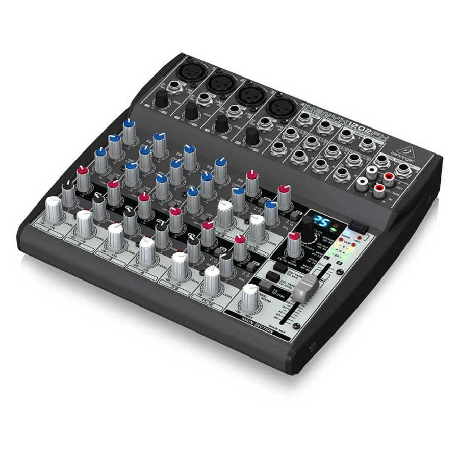 1202fx 12 Kanallı efektrli Ses Mikseri