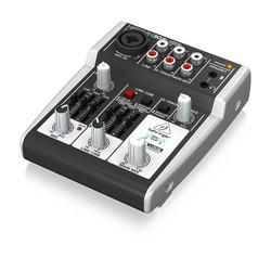 Xenyx 302USB 5 Kanal USB Ses Kartlı Stüdyo Mikseri - Thumbnail
