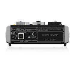 Xenyx 302USB 2 Kanal USB Ses Kartlı Stüdyo Mikseri - Thumbnail