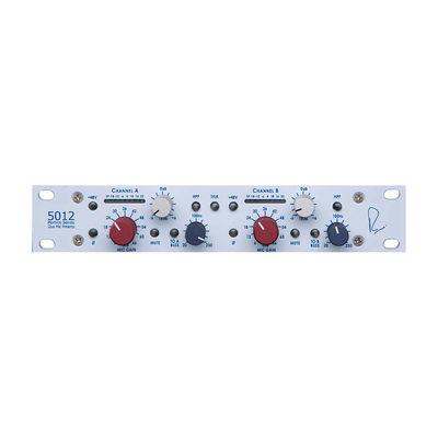5012 Dual Mikrofon PreAmfisi