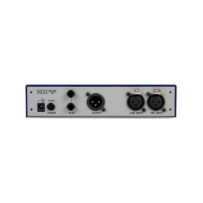 5032 Mono Mikrofon PreAmfisi ve EQ