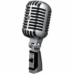 Shure - 55SH SERIES II Cardioid Nostalji Mikrofon