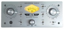 Universal Audio - 710 Twin-Finity Mikrofon PreAmfisi