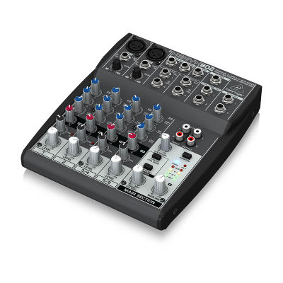 Xenyx 802 8 Kanallı Home Stüdyo Mikseri