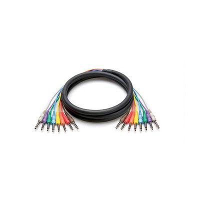 8'li TRS-TRS Snake Kablo (2 mt) CSS-802