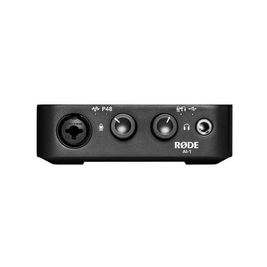 Ai-1 Yüksek kaliteli, kompakt ses kartı