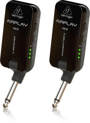 Airplay Guitar AG10 Kablosuz Sinyal Aktarıcı