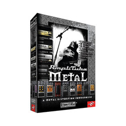 IK Multimedia - Amplitube Metal