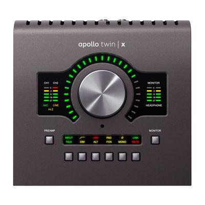 Apollo Twin X Duo Thunderbolt 3 Ses Kartı