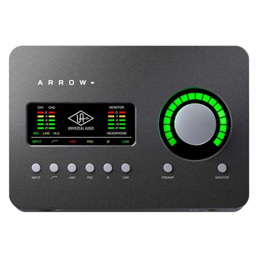 Universal_Audio_Arrow_Ses_Kartı