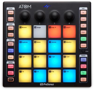ATOM Performans-Prodüksiyon pad kontroller