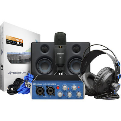 AudioBox 96 Ultimate Studio Paketi