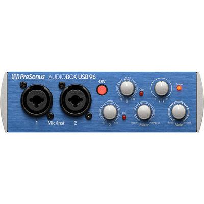 AudioBox 96 Ultimate Studio Paketi