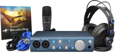 AudioBox iTwo Studio Paketi