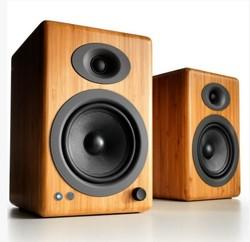 AudioEngine - A5+ Aktif Bluetooth Hoparlör (Bambu)