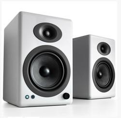 AudioEngine - A5+ Aktif Bluetooth Hoparlör (Beyaz)