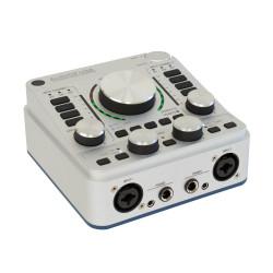 Arturia - AudioFuse Silver - Yeni nesil profesyonel ses kartı - Gümüş Rengi