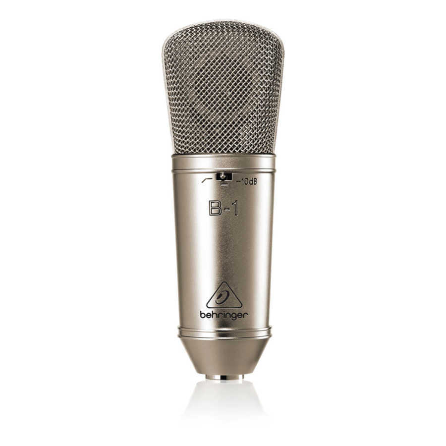 Behringer b1 tek diyaframlı kondenser mikrofon
