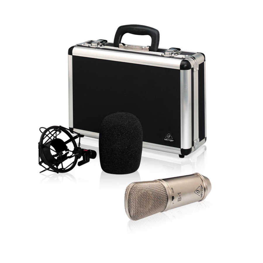Behringer Tek Diyaframlı b-1 kondenser mikrofon