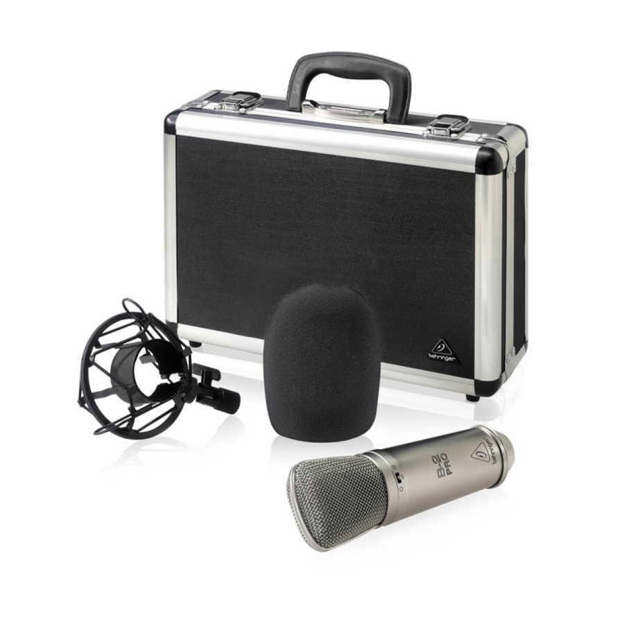 Behringer çift Diyaframlı b-2 pro kondenser mikrofon