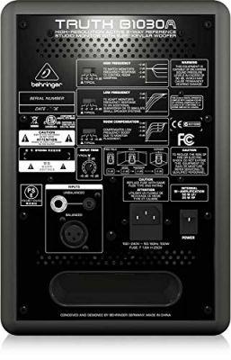 B1030A 2 Yollu 50 Watt Aktif Referans Monitör