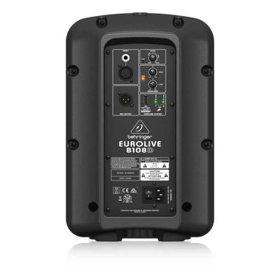 B108D 300 Watt 2 Yollu Wireless Aktif Hoparlör