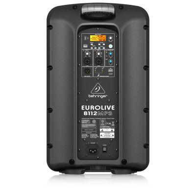 B112MP3 1000 Watt MP3'lü Aktif Hoparlör