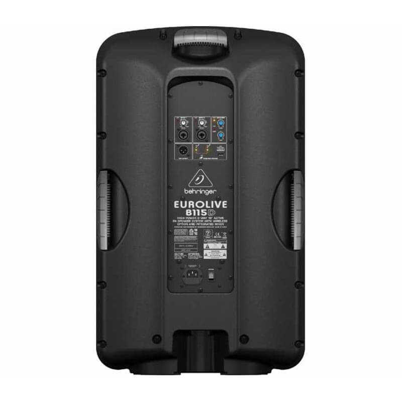 behringer b112d wireless referans monitör hoparlörü