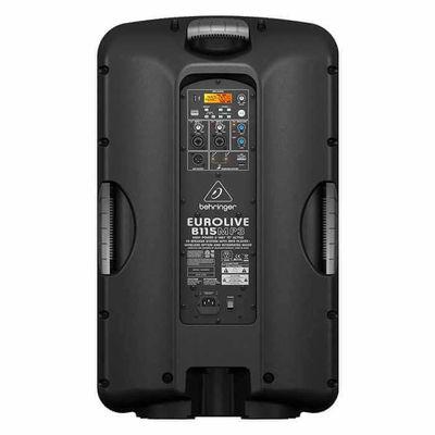 B115MP3 1000 Watt MP3'lü Aktif Hoparlör