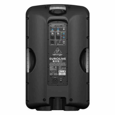 B115W 1000 Watt Aktif Wireless Hoparlör