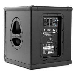 Eurolive B1200D PRO Aktif Subbass - Thumbnail