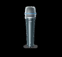Shure - BETA 57A Enstruman Mikrofonu