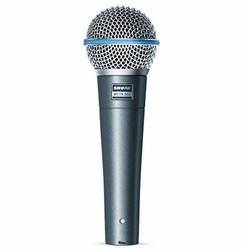 Shure - BETA 58A Kablolu Vokal Mikrofonu