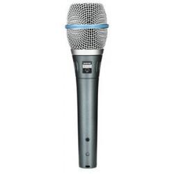 Shure - BETA 87A Condenser Vokal Mikrofonu