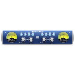 BlueTube DP V2 İki kanal tüplü mikrofon preamp - Thumbnail