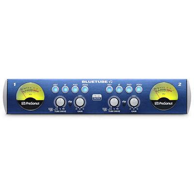 BlueTube DP V2 İki kanal tüplü mikrofon preamp