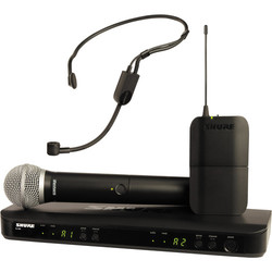 Shure - BLX1288E-P31 Dual Wireless Mikrofon
