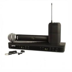Shure - BLX1288E-W85 Dual Wireless Mikrofon