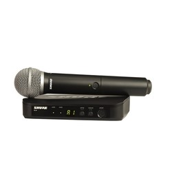Shure - BLX24E-PG58 Wireless Mikrofon