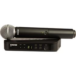 Shure - BLX24E-SM58 Wireless Mikrofon