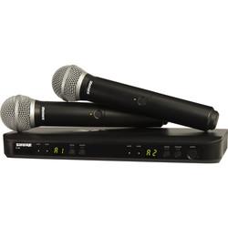 Shure - BLX288E-SM58 Dual Wireless Mikrofon
