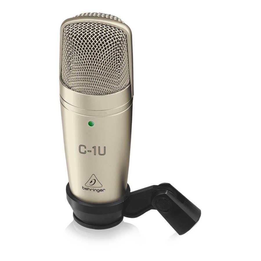 Behringer c-1u usb kondenser mikrofon