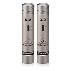 C-2 Condenser Stüdyo Mikrofonu - Thumbnail