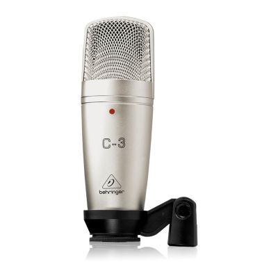 C-3 Condenser Stüdyo Mikrofonu