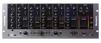 C3 5 Kanal Usb DJ Mikseri