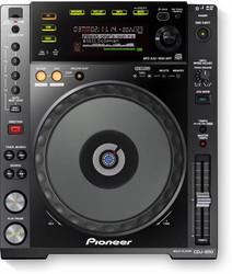 Pioneer - CDJ-850-K Dijital Deck Player